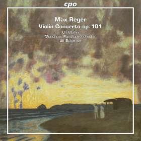 Max Reger (1873-1916): Violinkonzert op.101, SACD
