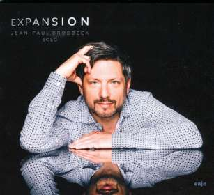 Jean-Paul Brodbeck (geb. 1974): Expansion, CD