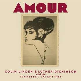 Linden & Dickinson: Amour, CD