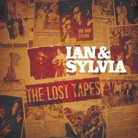 Ian Tyson & Sylvia: The Lost Tapes, CD
