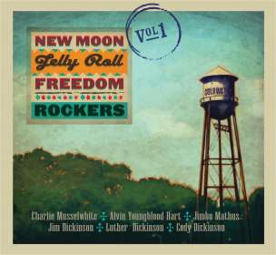 New Moon Jelly Roll Freedom Rockers: Vol.1, CD
