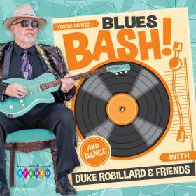 Duke Robillard: Blues Bash, CD