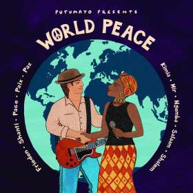 World Peace, CD
