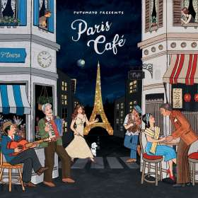 Paris Café, CD