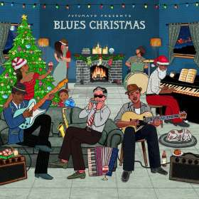 Blues Christmas, CD