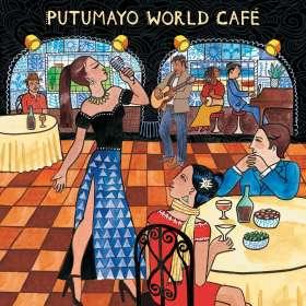 Putumayo World Café, CD