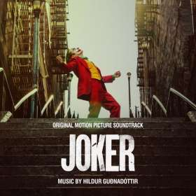 Filmmusik: Joker, CD