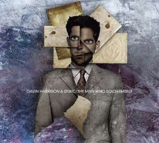 Gavin Harrison: The Man Who Sold Himself, CD