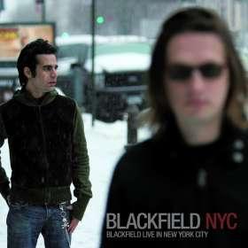 Blackfield  (Steven Wilson): Live In New York City, CD
