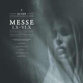 Ulver: Messe I.X-VI.X, CD