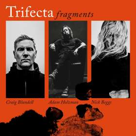 Trifecta: Fragments, CD