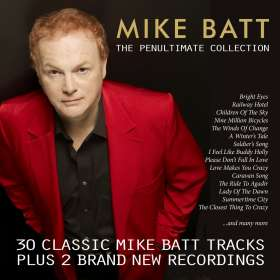 Mike Batt: The Penultimate Collection, CD