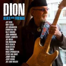 Dion: Blues With Friends, CD