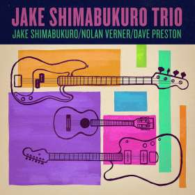 Jake Shimabukuro: Trio, CD