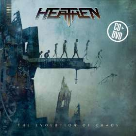 Heathen: The Evolution Of Chaos (10th Year Anniversary Edition), CD