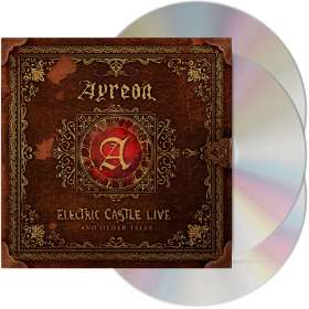 Ayreon: Electric Castle Live And Other Tales, CD
