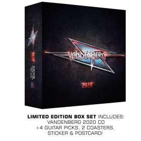 Vandenberg: 2020 (Limited Edition Box Set), CD