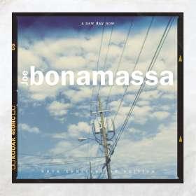Joe Bonamassa: A New Day Now (20th Anniversary) (180g) (Limited Edition) (Blue Transparent Vinyl), LP