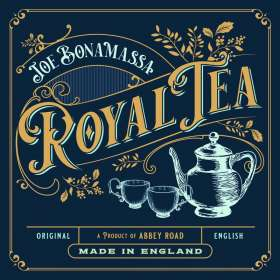 Joe Bonamassa: Royal Tea (180g) (Limited Edition) (Transparent Vinyl), LP
