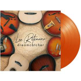 Lee Ritenour (geb. 1952): Dreamcatcher (Orange Transparent Vinyl), LP