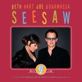 Beth Hart & Joe Bonamassa: Seesaw, CD