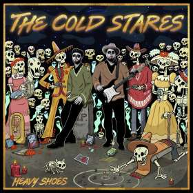 The Cold Stares: Heavy Shoes, CD