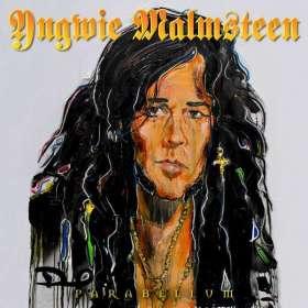 Yngwie Malmsteen: Parabellum (180g) (Limited Edition) (Red Transparent Vinyl), LP