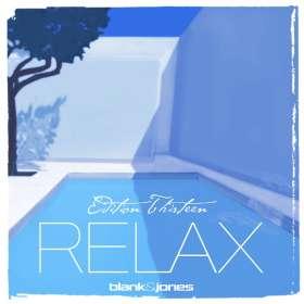 Blank & Jones: Relax Edition 13, CD