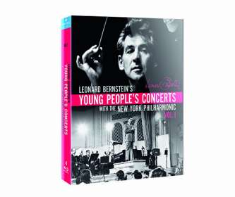 Leonard Bernstein - Young People's Concerts with the New York Philharmonic Vol.1, BR