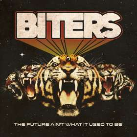 Biters: The Future Ain't What It Used To Be, CD
