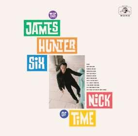 James Hunter: Nick Of Time, CD