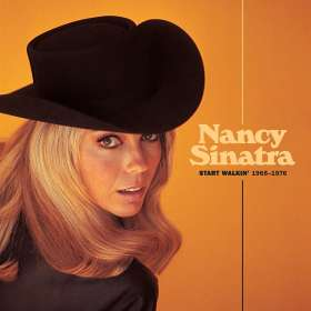 Nancy Sinatra: Start Walkin' 1965-1976 (remastered), LP