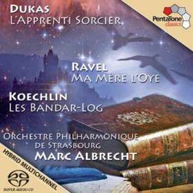 Paul Dukas (1865-1935): Der Zauberlehrling, SACD