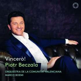 Piotr Beczala - Vincero!, SACD
