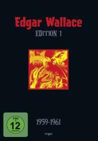 Edgar Wallace Edition 1, DVD