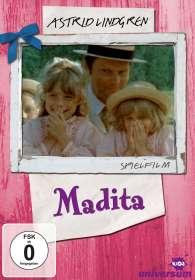 Göran Graffman: Madita, DVD