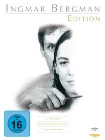 Ingmar Bergman: Ingmar Bergman Edition (5er Box), DVD