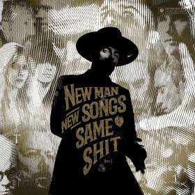 Me And That Man: New Man, New Songs, Same Shit Vol. 1 (Mediabook), CD