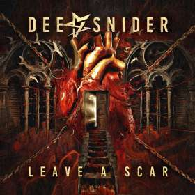 Dee Snider: Leave A Scar, CD