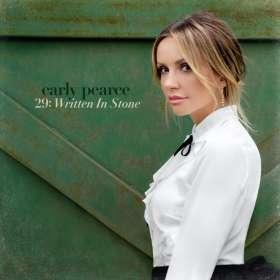 Carly Pearce: 29: Written In Stone, CD