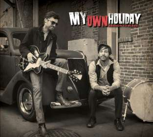 My Own Holiday: Reason To Bleed, CD