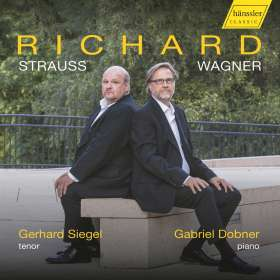 Richard Wagner (1813-1883): Wesendonck-Lieder, CD