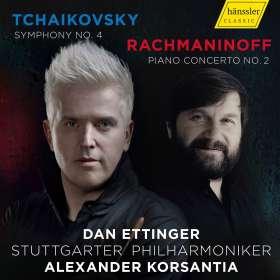 Peter Iljitsch Tschaikowsky (1840-1893): Symphonie Nr.4, CD