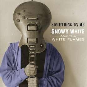 Snowy White: Something On Me, CD