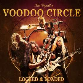 Voodoo Circle: Locked & Loaded, CD