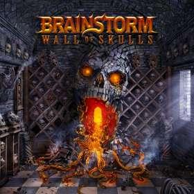 Brainstorm (Metal): Wall Of Skulls (Limited CD + Live Blu-Ray Digibook), CD
