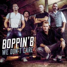Boppin' B: We Don't Care, CD