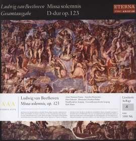 Ludwig van Beethoven (1770-1827): Missa Solemnis op.123 (180g), LP