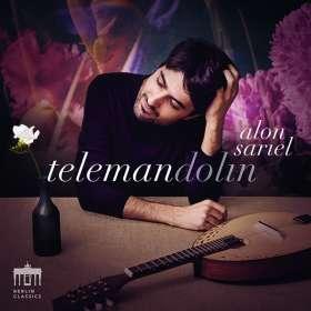 Alon Sariel - Telemandolin, CD