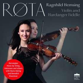 Ragnhild Hemsing - Rota, CD